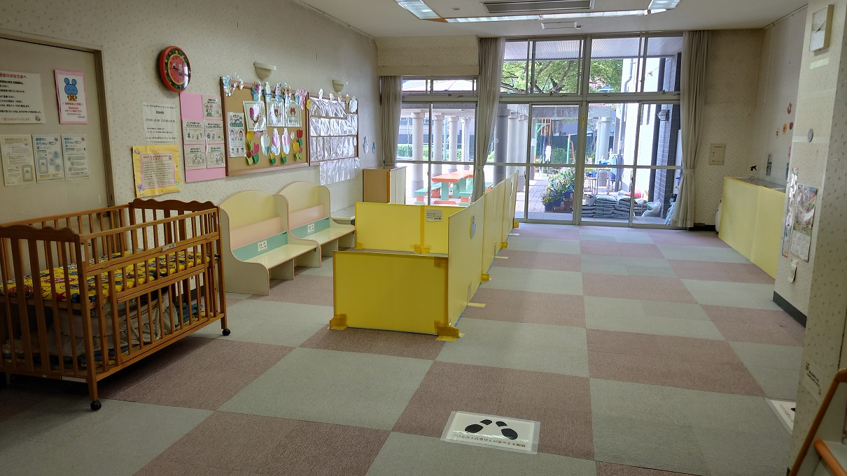 児童室全体