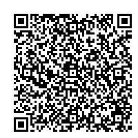 地域公民館五福公民館・公設公民館五福公民館コラボ講演会QRコード