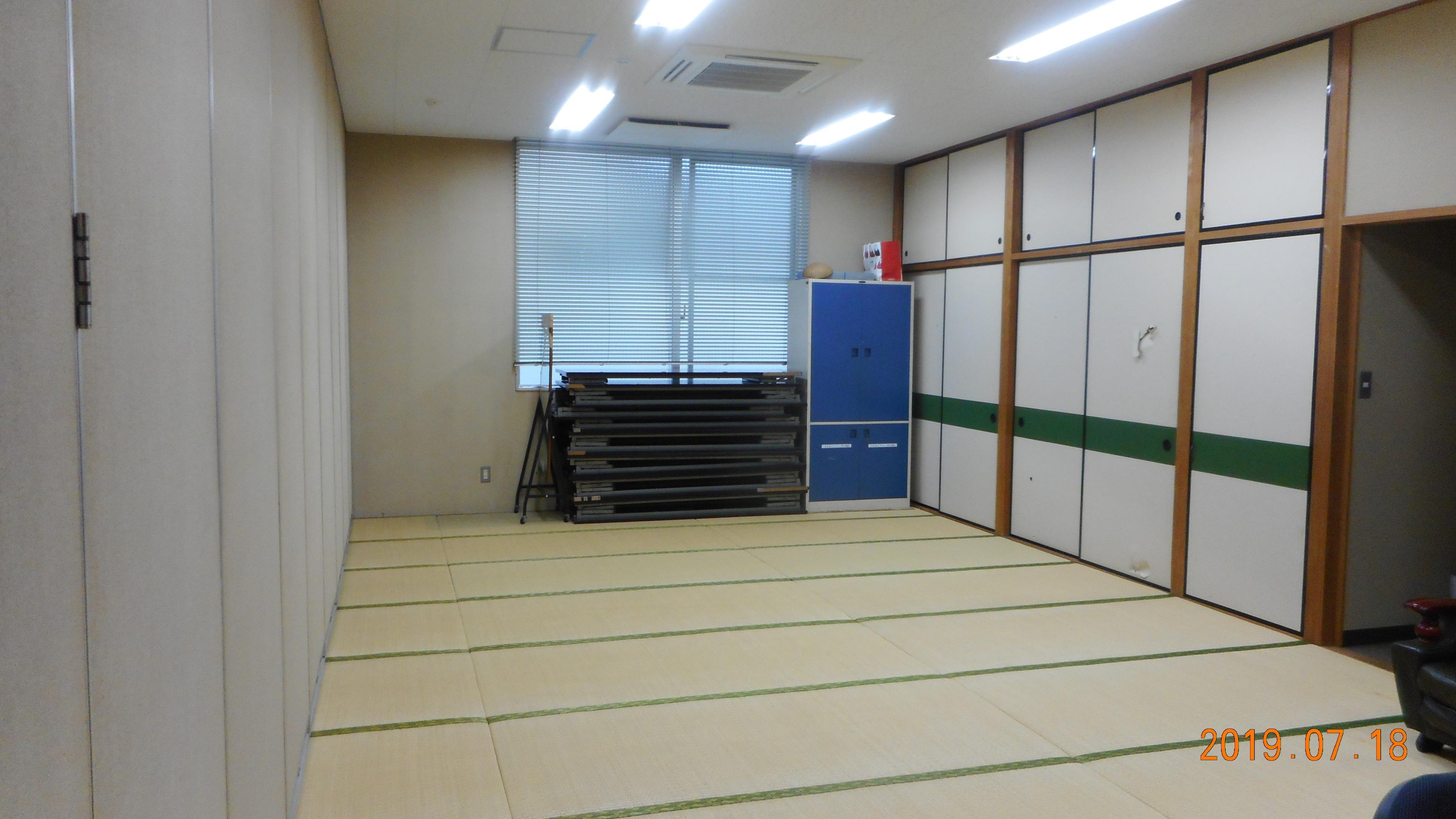 教養娯楽室(新館)