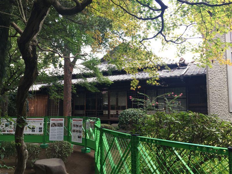内坪井旧居(フェンスあり)