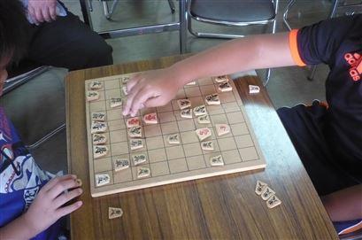 囲碁・将棋教室