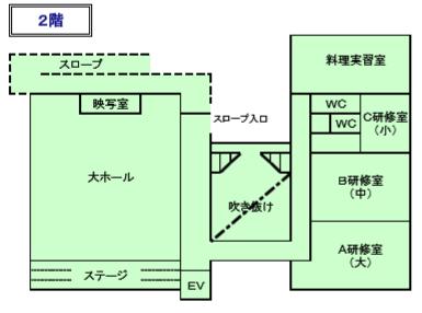 HP 平面図(2)