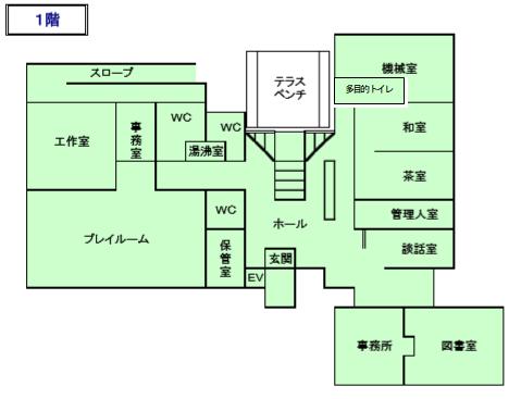HP 平面図(1)