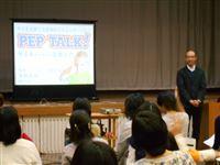 家庭教育学級合同講演会(1)