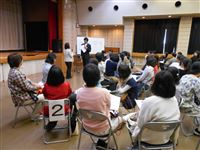 家庭教育学級合同講演会(2)