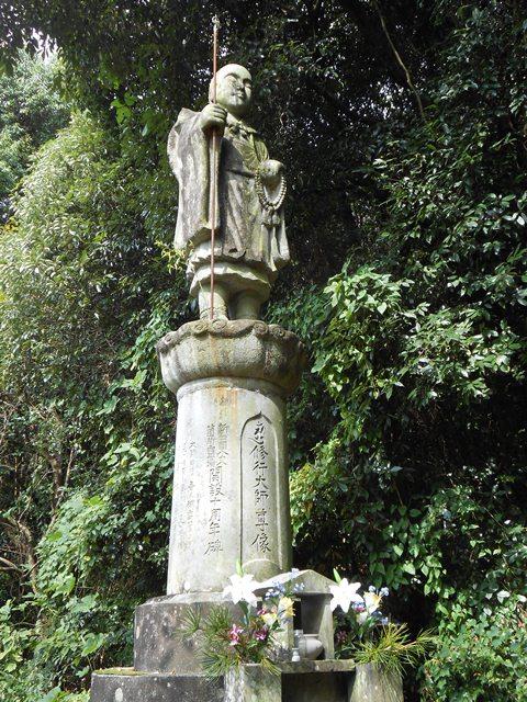 立江寺 弘法大師像