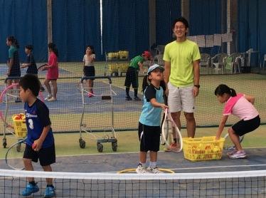 181025 主催 テニス