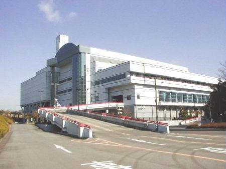 東部環境工場の外観