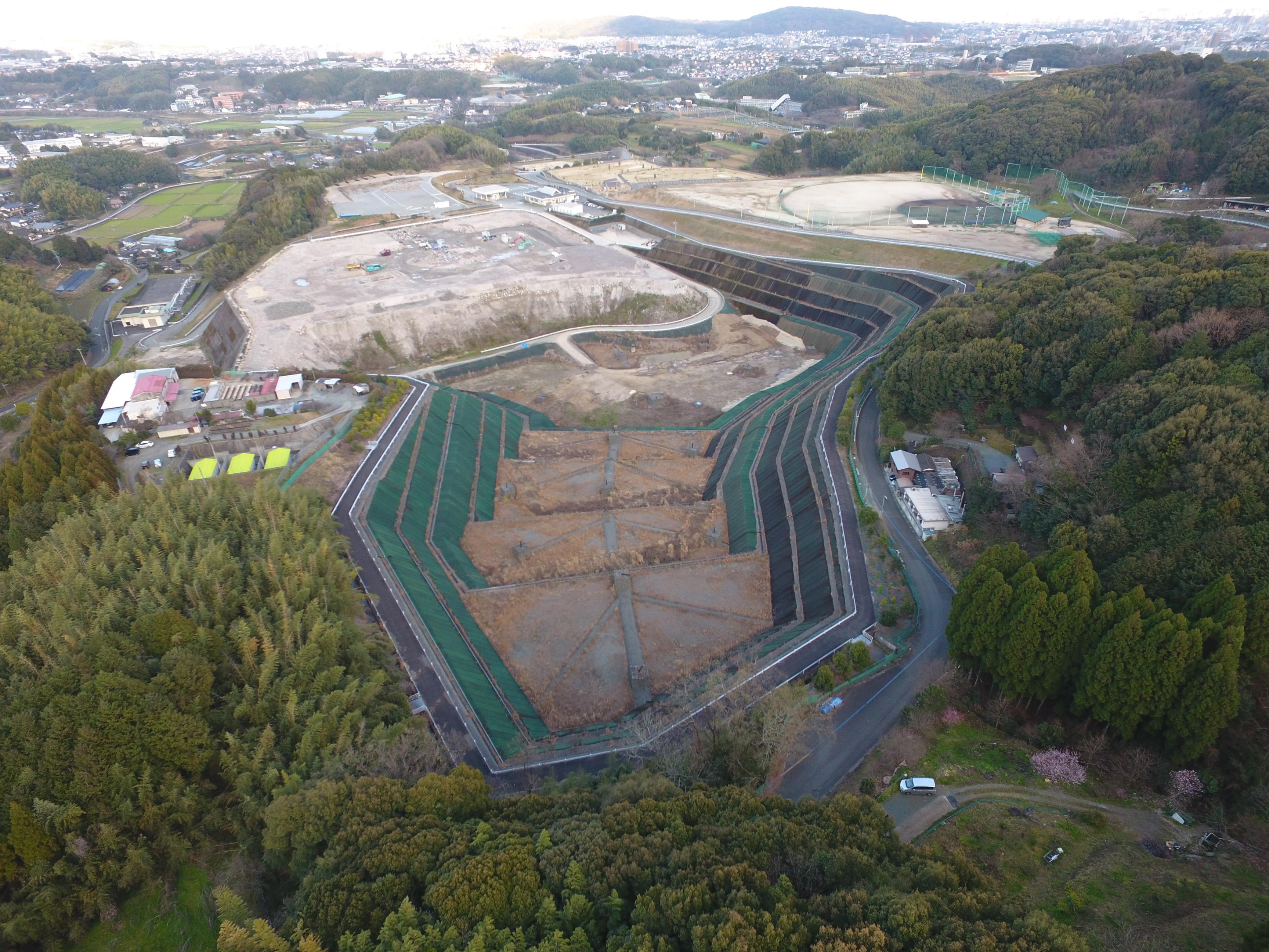 扇田全景写真