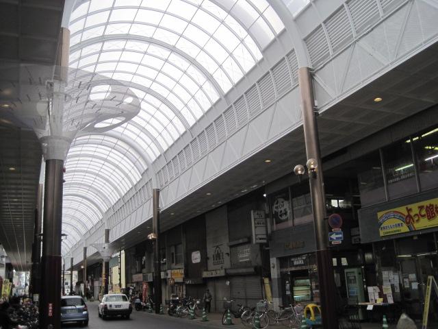 健軍商店街写真