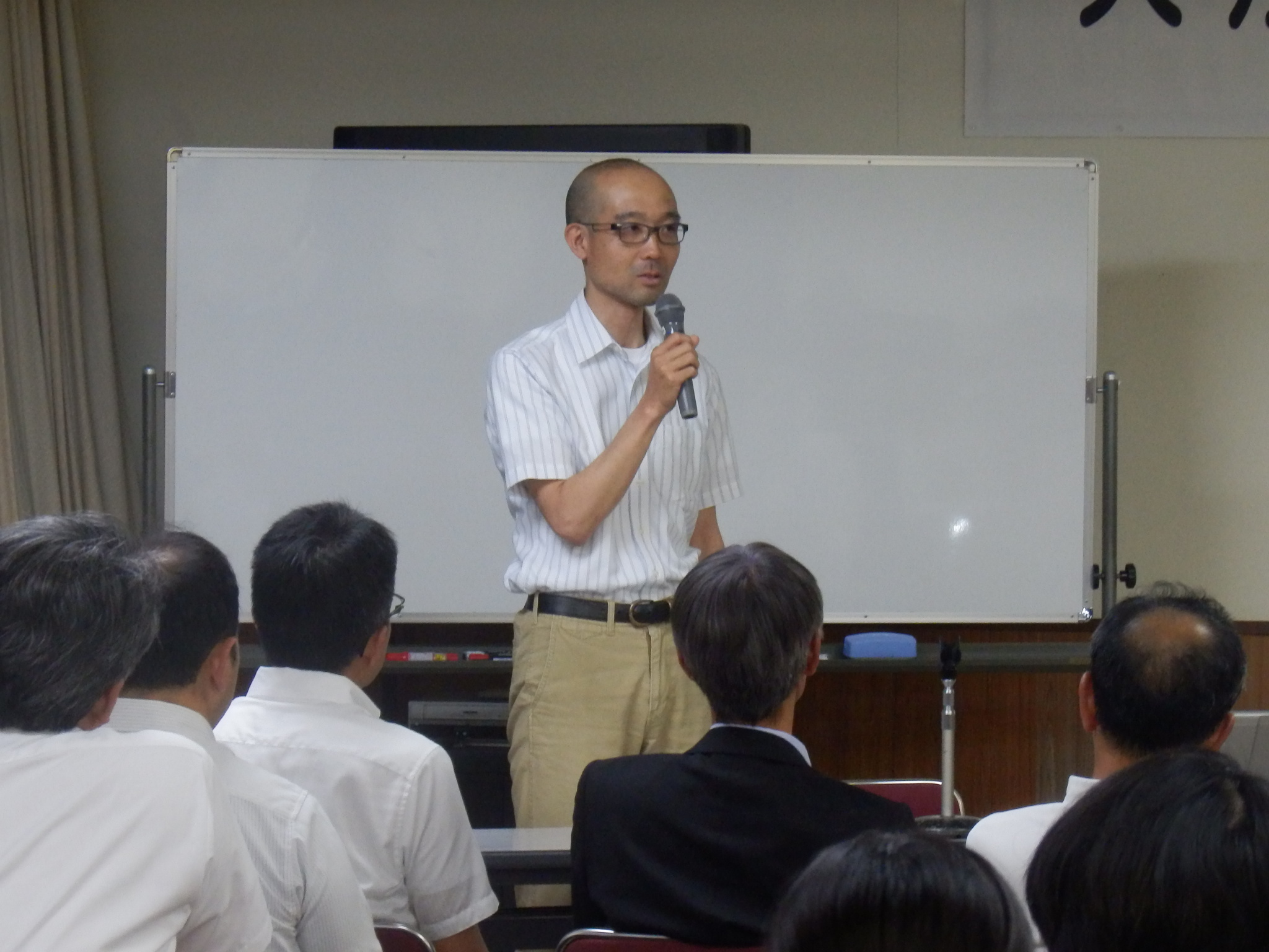 水野直樹さん講演会(2)