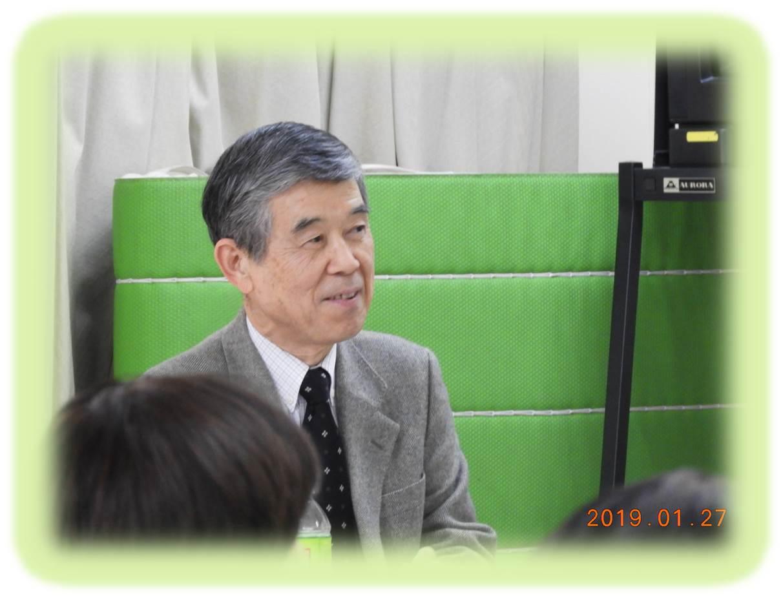 吉田先生(2)