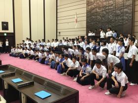 子ども議会 参加者