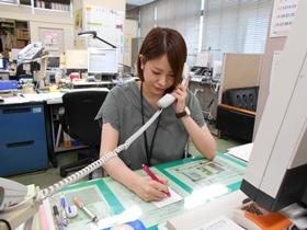 ボリューム1事務職職員の写真