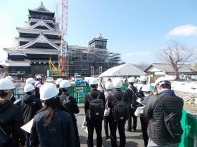 バスツアー熊本城