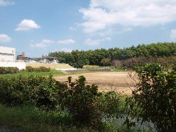 鐙田湧水地